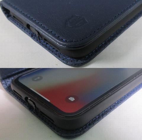 SHIELDON iPhone X ケース 手帳型オートスリープ対応04