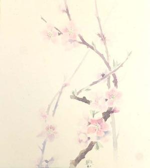261桃の花-1