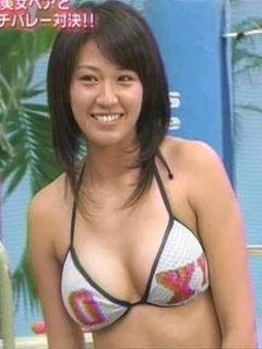 スポーツ ジャンク 浅尾 美和