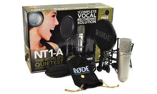 RODE / NT1-A コンデンサマイク