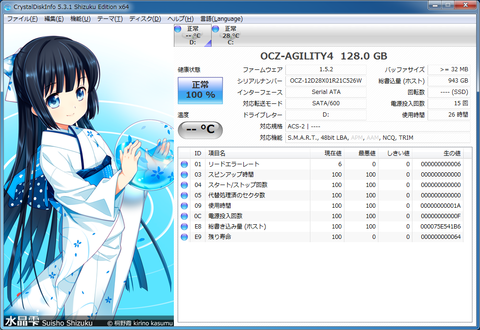 OCZ-AGILITY4 128GB