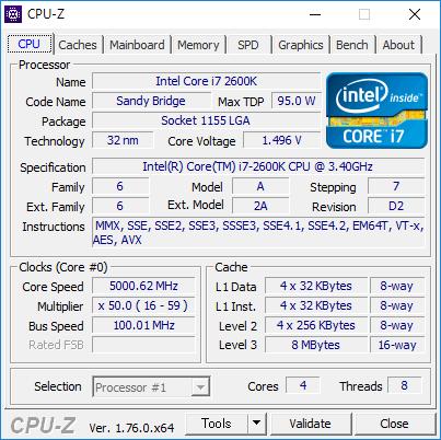 5GHz-CPUZ