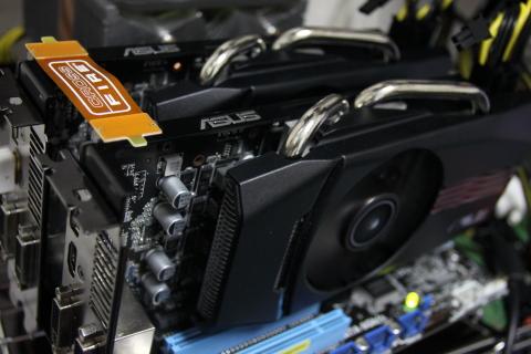 HD 6850 test