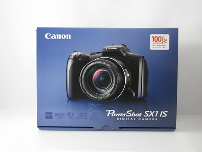 PowerShot SX1 IS
