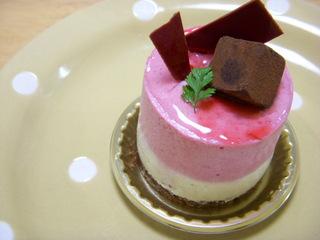 木苺ケーキ