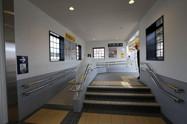 高浜港駅建て替え工事に関する「感謝状贈呈式」の画像