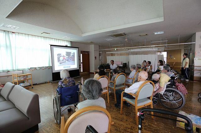 南部ディサービスにて『たかはま アーカイブス報告会』を開催しました。の画像