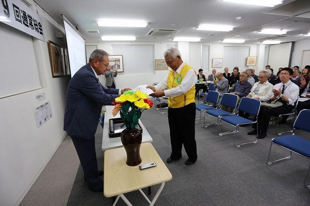 吉浜まち協「平成27年度 第9回通常総会」を開催しました。の画像