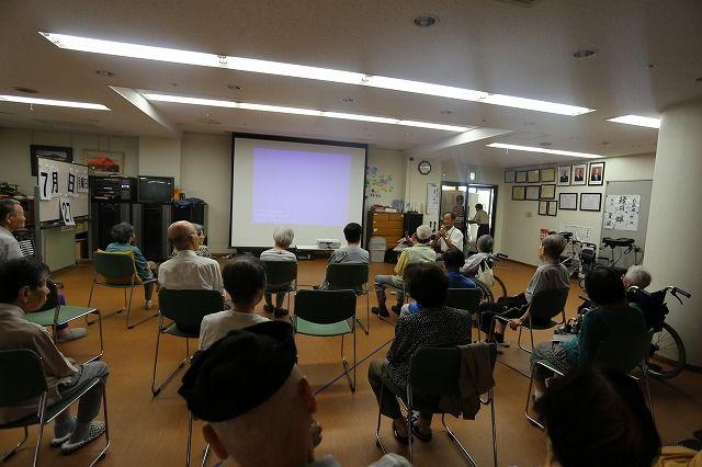 ケアハウス高浜安立にてアーカイブス報告会を開催しました。の画像