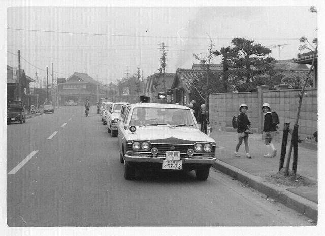 たかはまアーカイブス №149 『高浜市内の歩道橋』の画像