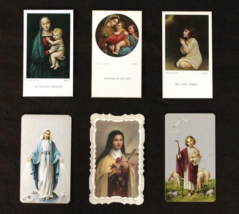 holy card2