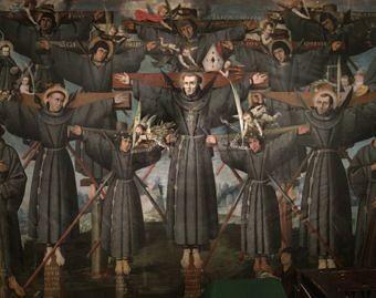 2月5日 日本26聖人殉教者の祝日 : マチルド イン ザ ギャレット ブログ
