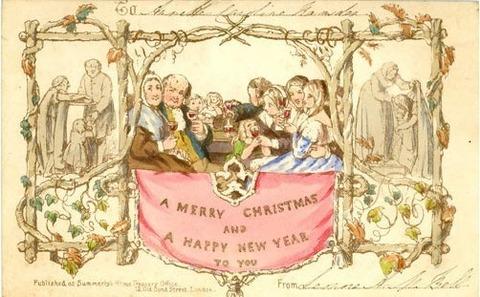 firsteverchristmascard