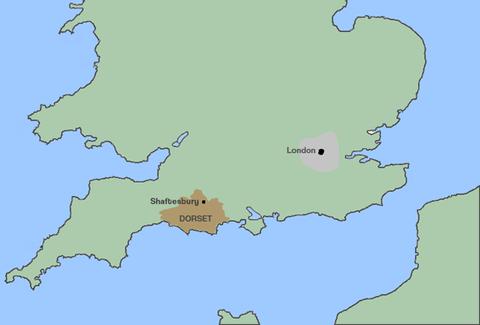 Shaftesbury-Dorset-England