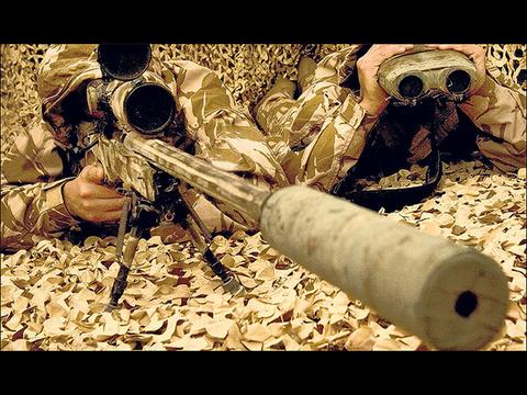 もしもスナイパーだったらターゲットを狙撃する時に言いたいセリフ