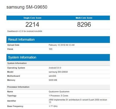 Samsung-Galaxy-S9-Geekbenc-Snapdragon-845-626x587x