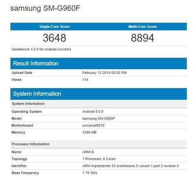 Samsung-Galaxy-S9-Geekbench-Exynos-9810-620x570x