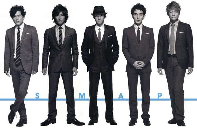 SMAP、タモリ司会でなんと紅白出場へ