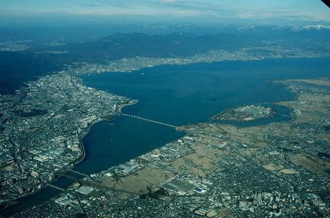 琵琶湖でカヌー男性が行方不明! 琵琶湖の実態がヤバイ! 滋賀県民「毎年10人くらい亡くなってるよ」