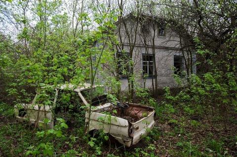 原発事故から30年経ったチェルノブイリをご覧ください・・・