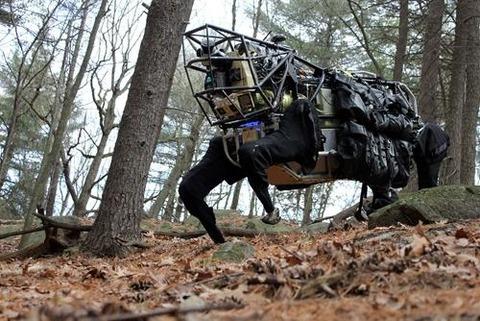 あの衝撃の四脚ロボットがメッチャ進化して二脚ロボットにwwwww