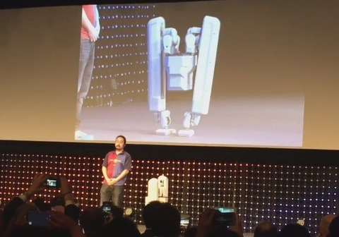 【動画】Googleに買収された日本企業「Schaft」が公開したロボットが凄すぎるwww