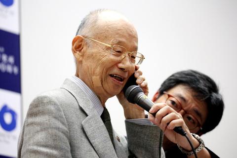 【聖人過ぎる教授】日本人大村智教授がノーベル賞医学生理学賞を受賞! ネット「お札候補間違いなし!」