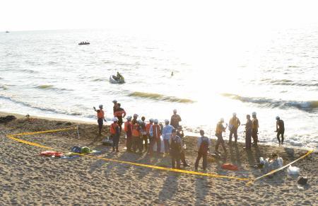 琵琶湖でDQNカップルが二人乗りで水上バイクを運転し、遊泳中の男子大学生をひき逃げ【DQN】