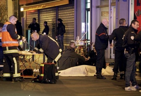 【ISIS】フランス同時多発テロ 仏大統領「イスラム国の犯行だ!」京都の爆弾テロとも関連が!?