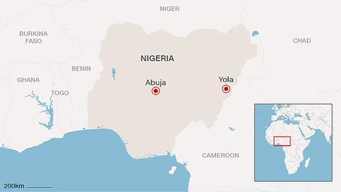 ナイジェリアでテロ組織ボコ・ハラムが少女に自爆テロをさせる! ネットの声「ナイジェリア国旗にはしない不思議」