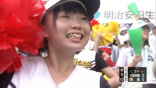 【画像】甲子園のチア可愛過ぎwwwぼいんぼいんし過ぎワロタwwwww