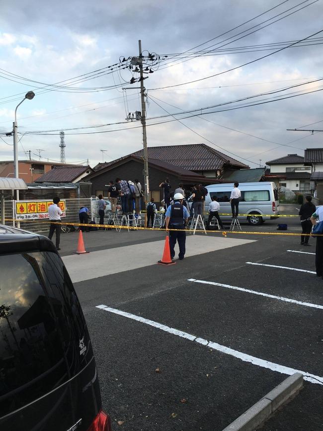 福島市で女性を人質に刃物を持った男が立てこもり → 即突入で身柄確保