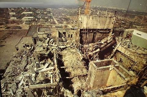 チェルノブイリ原発事故 国が健康調査公表せず