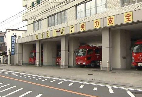 勤務先のシャワー室で同僚を盗撮した消防士長村松諒一容疑者(30)を再逮捕