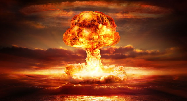 【速報】核撃たれた!? 朝鮮半島でマグニチュード5.7の地震が!!