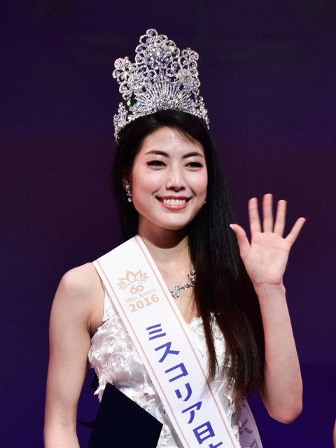 「ミス・コリア」の日本代表がついに…!! 日本在住のアガシ、24歳の佳和さんに決定!