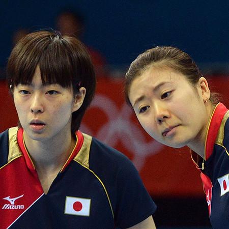 石川佳純と福原愛の不仲っぷりがヤバイ! 記者が「エッ!?」と驚いたリオ五輪のウラ話…