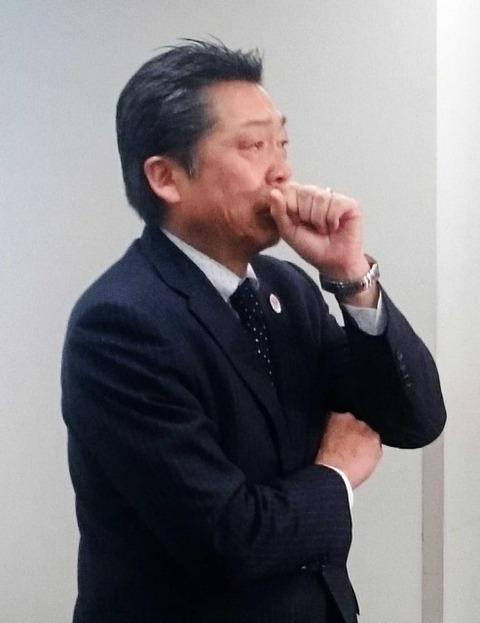 バドミントンの銭谷理事長が号泣した理由が悲しすぎる… 桃田、田児選手謝罪会見で釈明 2ch「全然反省してないだろ」