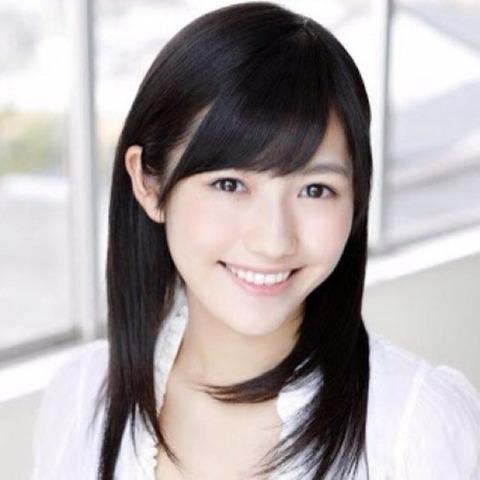 【悲報】国民的アイドルAKB48渡辺麻友危篤wwwwwwwwww