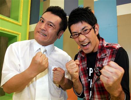 まさに『アンタッチャブル』 アンタ柴田活動休止の真相をTVで語る! ザキヤマとの今後の動向は…!?