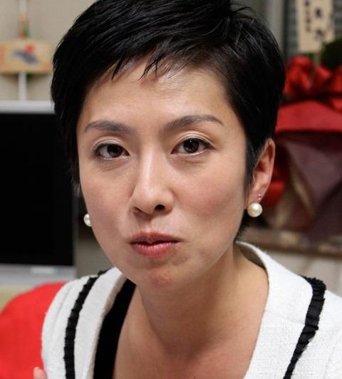 民進党蓮舫議員の衝撃ツイートにネトウヨが困惑www ネトウヨ「と、都知事になりたいの?」