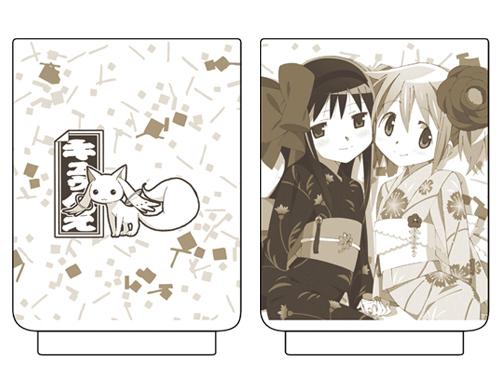 劇場版 魔法少女まどか☆マギカ [新編]叛逆の物語 まどか&ほむら 湯のみ