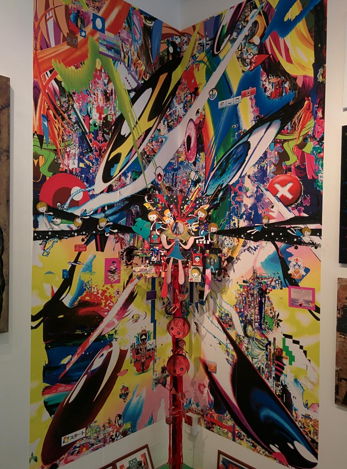 【まどかマギカ】渋谷PARCOの展示会に劇団イヌカレーさんの作品 ...