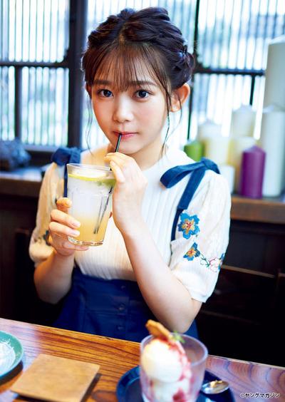 尾関梨香 髪型