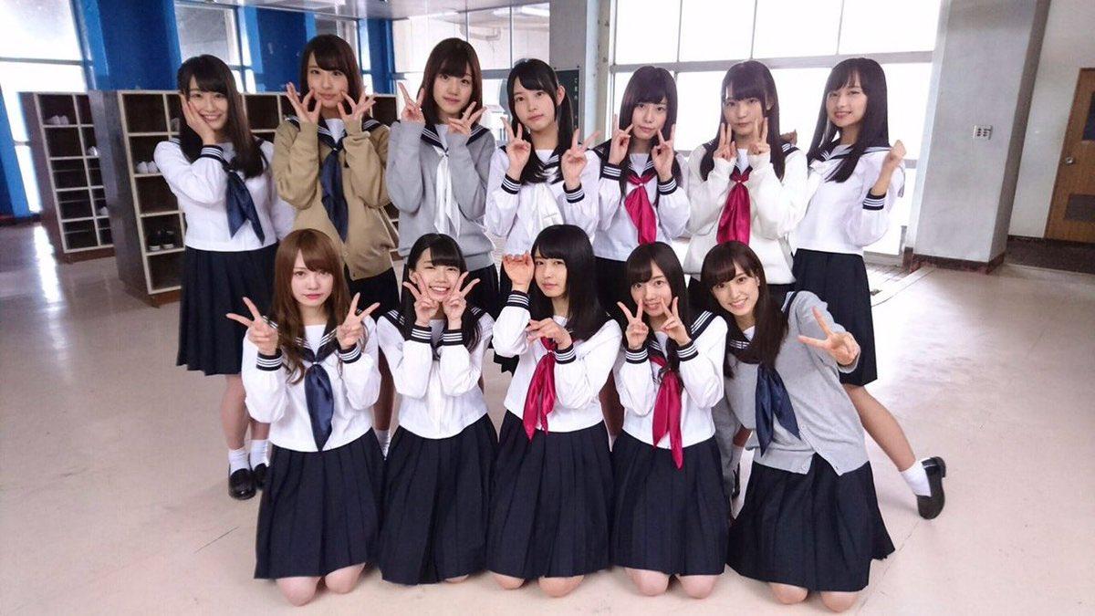 ひらがなけやき: 【欅坂46】長濱ねると「ひらがなけやき」メンバーの写真がもう