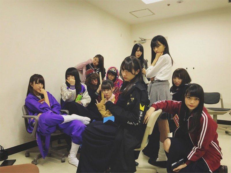 【欅坂46】メンバー出演のゾンビ映画でありそうなシーンwwww 他