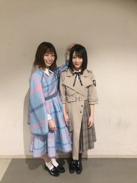 【櫻坂46】森田ひかる、日向坂46の推しメンバーがこちら! : 櫻 ...