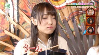 菅井友香「お茶漬け食べるの夢だったんです~」もしも永谷園CMに出演したらwww