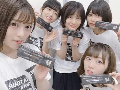 欅ファンの小説家「誉田哲也」さんがメンバーにプレゼントしたボールペン「ステッドラー・アヴァンギャルド」がこちら!