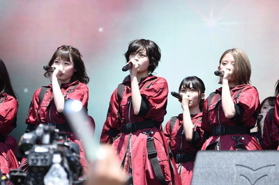 マネージャーユズカの本気!欅坂46ファンクラブ限定で「ロッキン2018」オフショットが大量に投稿される!
